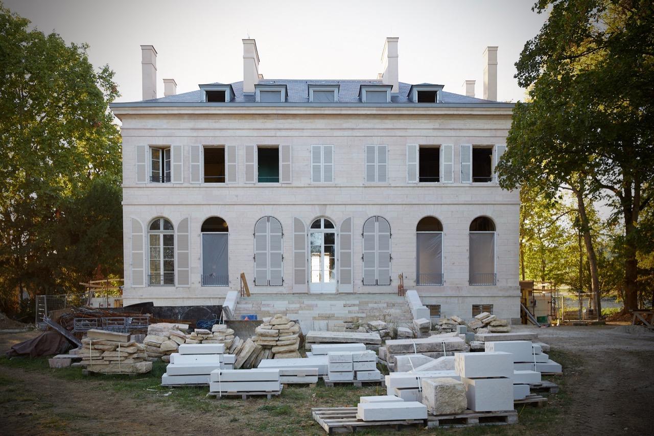 Château de Pommard works
