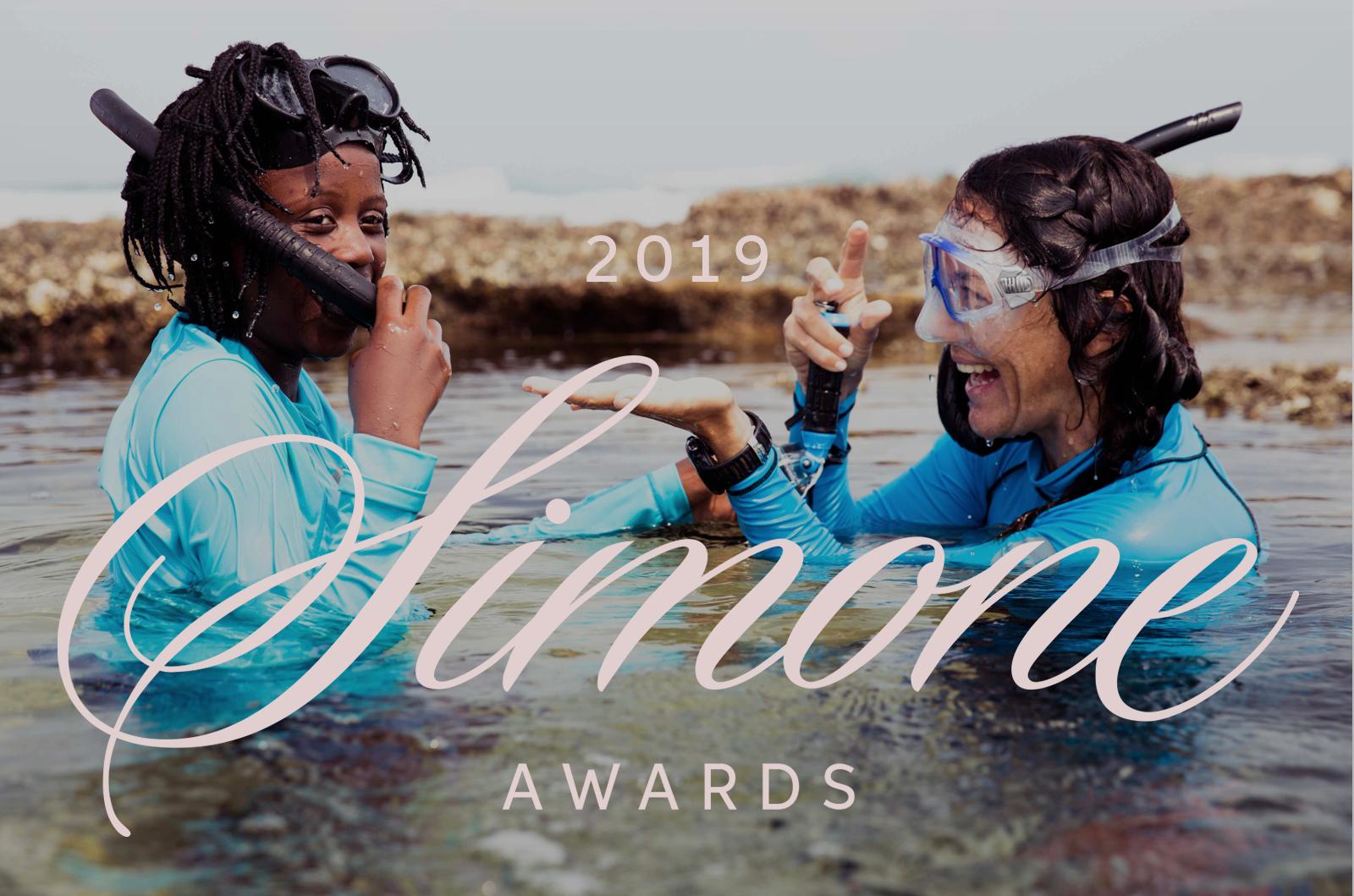 2019 Simone Awards Post