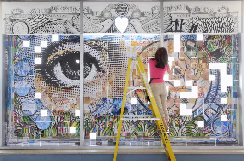 Nathalie Hazan's work