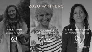 2020 Simone Awards Winners